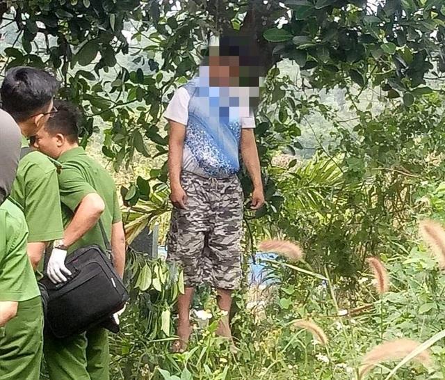 Người treo cổ tự tử ở Đắk Nông là cha của hai bé bị sát hại ở Vũng Tàu - 1
