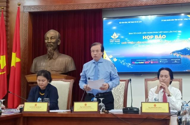 """Ngô Thanh Vân """"đối đầu"""" với Cát Phượng tại Liên hoan phim Việt Nam lần thứ 21 - 1"""