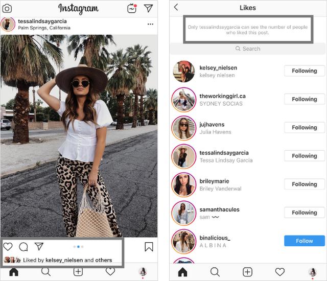 Instagram bắt đầu thử nghiệm ẩn số lượt Like, nhiều người dùng chán nản - 1
