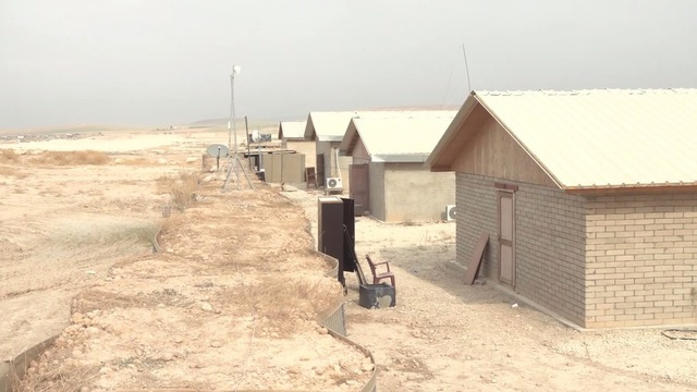 Video Nga rầm rộ tiếp quản căn cứ không quân Mỹ bỏ lại tại Syria - 1