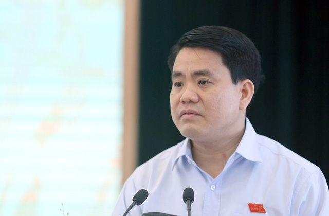 """Chủ tịch Hà Nội: """"Không có lợi ích nhóm"""" trong việc làm nhà máy nước sông Đuống - 1"""