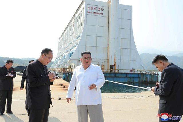 Triều Tiên gửi tối hậu thư, dọa phá bỏ công trình của Hàn Quốc - 1