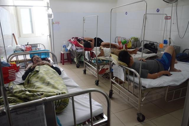 Bệnh nhân nhập viện trong tình trạng ngừng tim, hôn mê sâu do sốt xuất huyết - 3