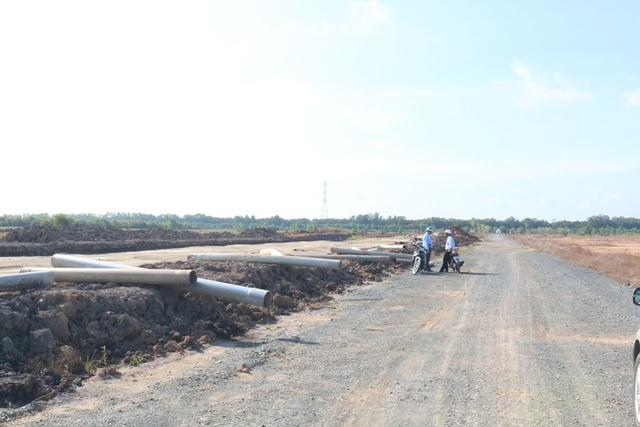 Long An: Hầu hết các dự án khu dân cư, tái định cư chậm tiến độ - 1