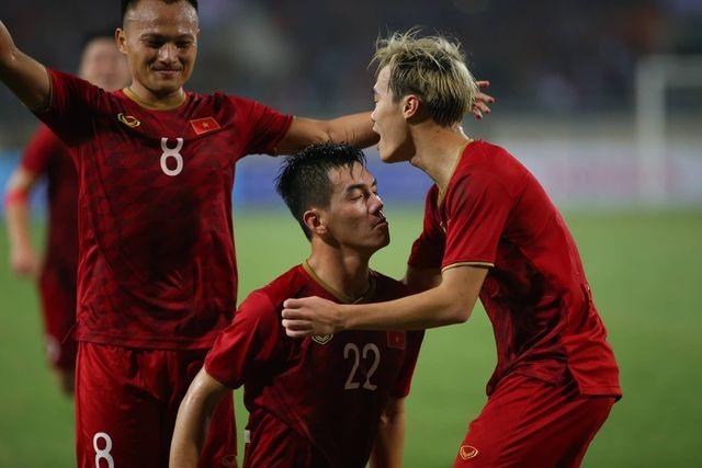 Cục diện thuận lợi cho đội tuyển Việt Nam tại vòng loại World Cup 2022 - 1