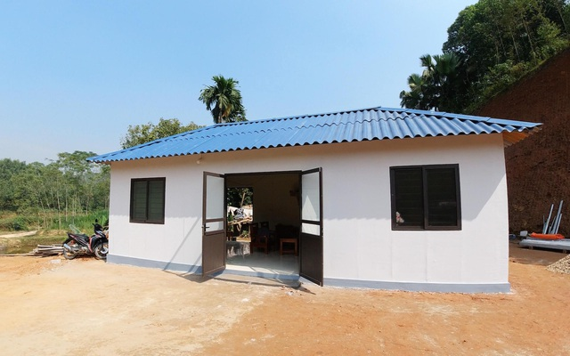 """20 ngày """"lắp ghép"""" một căn nhà trong mơ cho người nghèo - 2"""