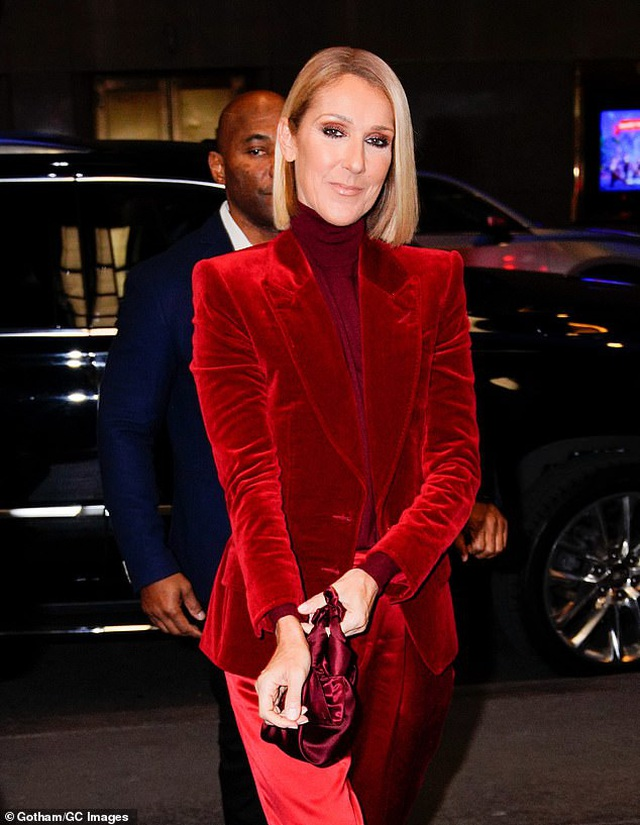 """Celine Dion bắt đầu """"mở cửa với tình yêu"""" - 3"""