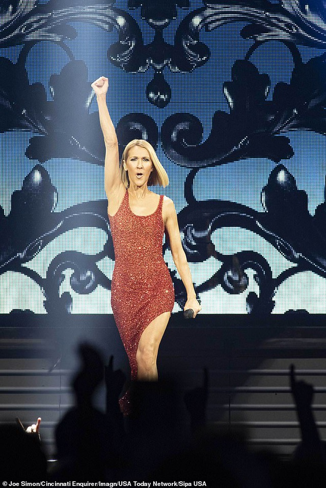 """Celine Dion bắt đầu """"mở cửa với tình yêu"""" - 6"""