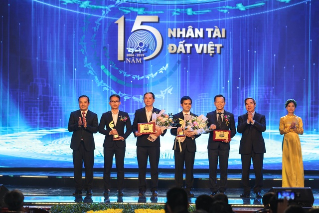 Giải nhì Nhân tài Đất Việt 2019: Cơ hội tìm kiếm nhà đầu tư dễ dàng hơn - 1
