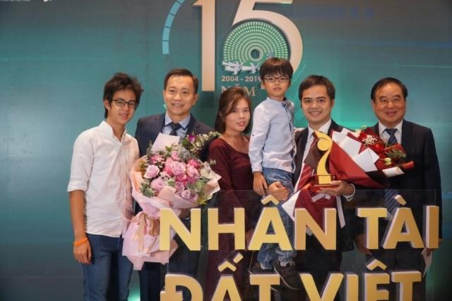 Giải nhì Nhân tài Đất Việt 2019: Cơ hội tìm kiếm nhà đầu tư dễ dàng hơn - 4