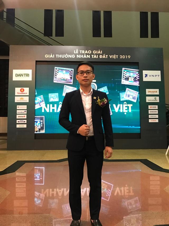 """Nhóm đạt giải Nhì Nhân tài Đất Việt 2019:  """"Sẽ tự tin đưa sản phẩm tới những thị trường quốc tế"""" - 2"""