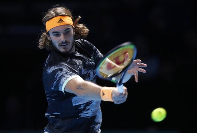 ATP Finals:  Giành chiến thắng trước Tsitsipas, Nadal vẫn bị loại - 2