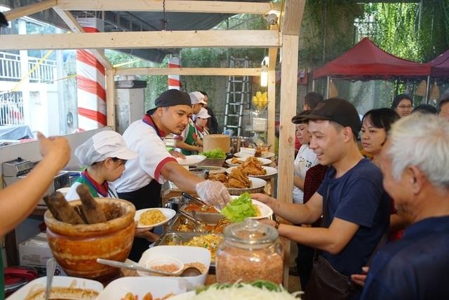 Ẩm thực Việt chinh phục du khách tại Bếp ăn của thế giới - 1