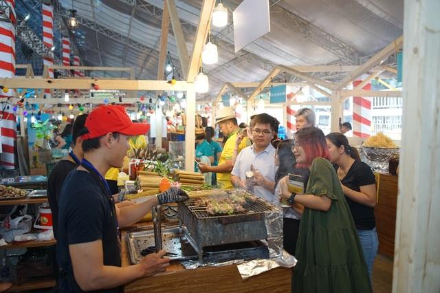 Ẩm thực Việt chinh phục du khách tại Bếp ăn của thế giới - 2