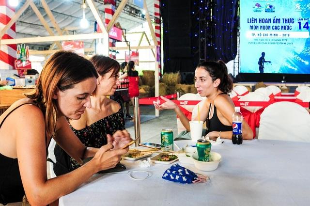 Ẩm thực Việt chinh phục du khách tại Bếp ăn của thế giới - 6
