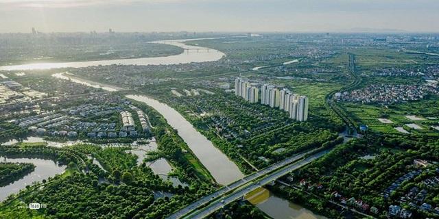 """Làn sóng dịch chuyển ra """"bên kia"""" sông Hồng: Bất động sản Đông Nam hút giới đầu tư - 1"""