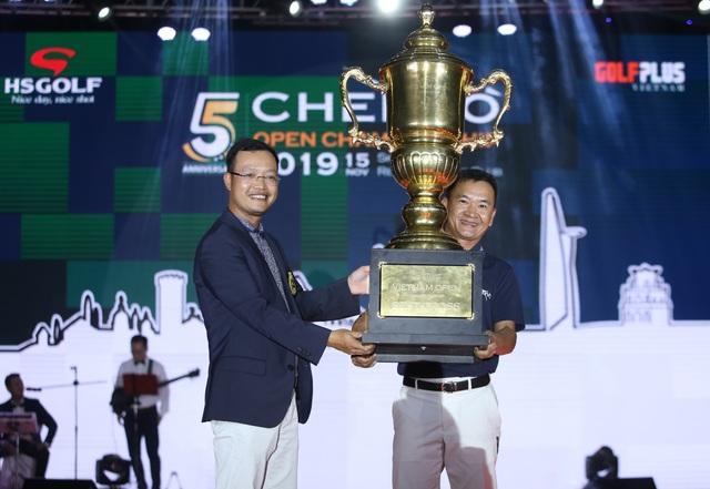 Golfer Nguyễn Hữu Hoàng ghi HIO tại giải Chervo - 2