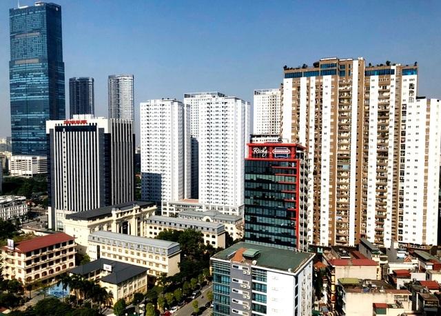 Hà Nội sẽ có 1 đô thị trung tâm và 5 đô thị vệ tinh - 1