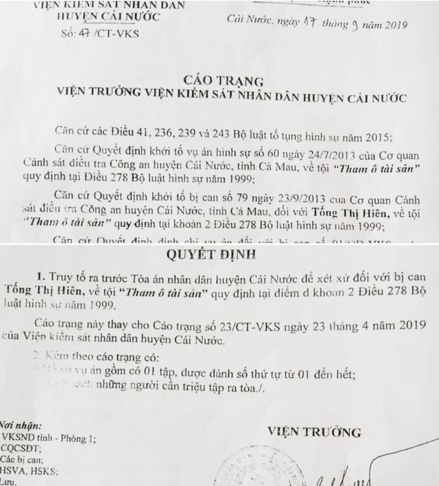 Tòa sơ thẩm tuyên án tù, nguyên kế toán ủy ban thị trấn tiếp tục kháng cáo kêu oan - 6