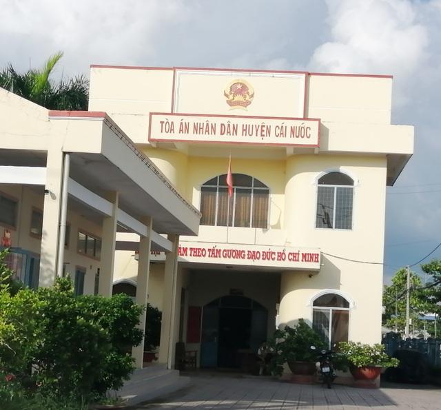 Tòa sơ thẩm tuyên án tù, nguyên kế toán ủy ban thị trấn tiếp tục kháng cáo kêu oan - 1