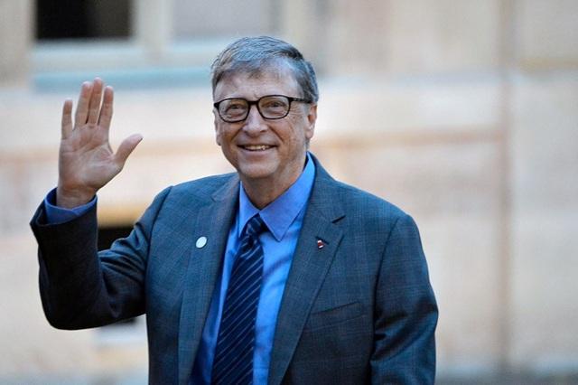 Tỷ phú Bill Gates trở lại ngôi vị người giàu nhất thế giới - 1