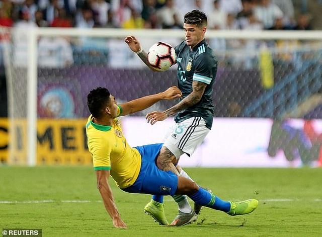 Messi ghi bàn duy nhất, Argentina phục thù thành công trước Brazil - 1