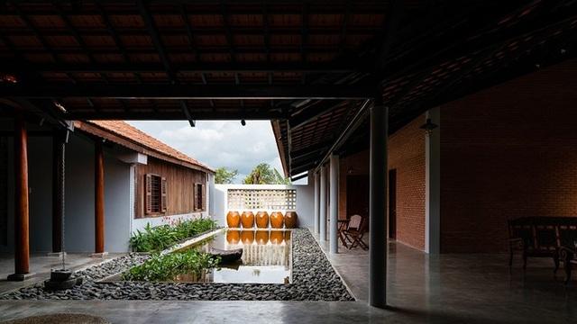Ngôi nhà truyền thống Nam Bộ đẹp mê mẩn trên báo Tây - 4
