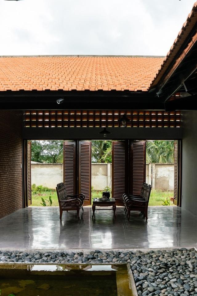 Ngôi nhà truyền thống Nam Bộ đẹp mê mẩn trên báo Tây - 6