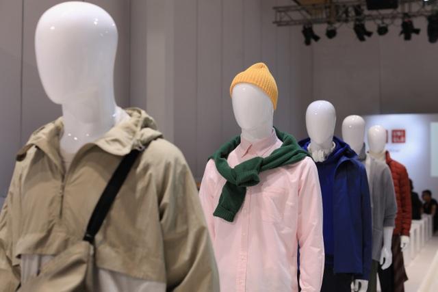 UNIQLO giải mã triết lý thời trang LifeWear với không gian trưng bày độc đáo - 1