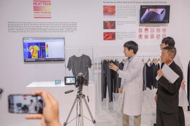 UNIQLO giải mã triết lý thời trang LifeWear với không gian trưng bày độc đáo - 2