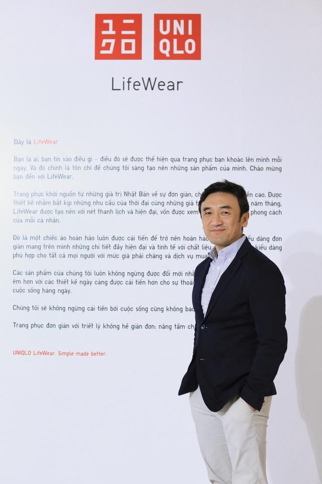 UNIQLO giải mã triết lý thời trang LifeWear với không gian trưng bày độc đáo - 3