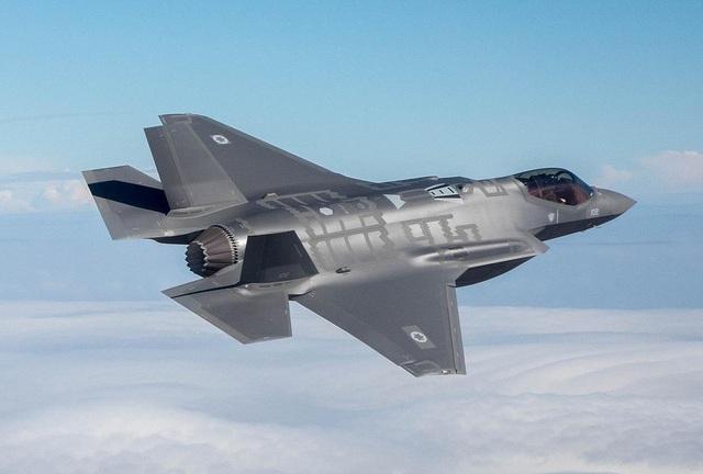 Máy bay F-35 Israel tập tấn công hệ thống phòng thủ S-400 đặc biệt - 1