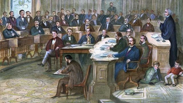 Những vụ luận tội Tổng thống trong lịch sử nước Mỹ - 2