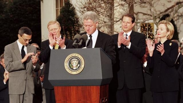 Những vụ luận tội Tổng thống trong lịch sử nước Mỹ - 3