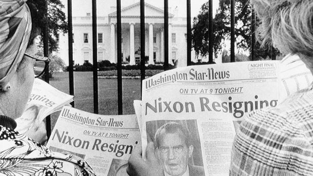 Những vụ luận tội Tổng thống trong lịch sử nước Mỹ - 4