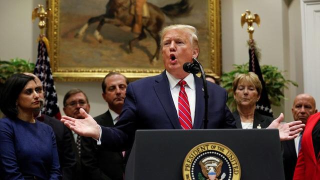 Ông Trump giải thích nguyên nhân cuộc điều tra luận tội đã kết thúc - 1