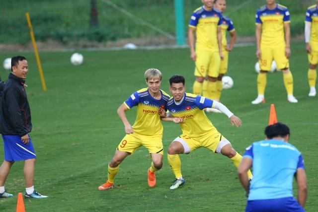 HLV Park Hang Seo lộ vẻ lo lắng trước trận gặp Thái Lan - 3