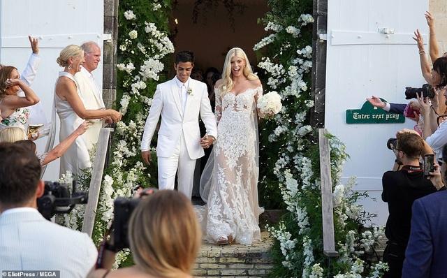 Devon Windsor tình tứ bên chồng mới cưới - 6