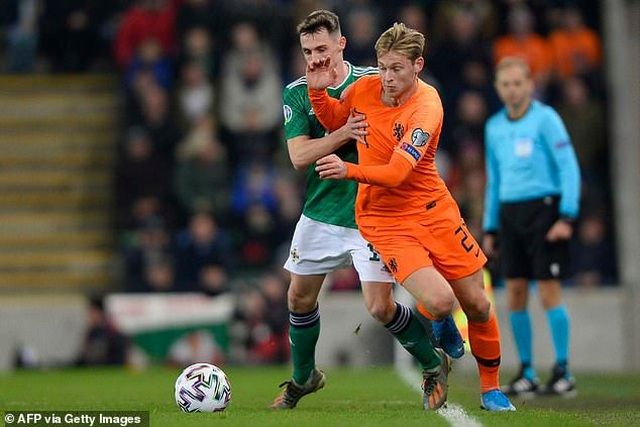 Đức và Hà Lan chính thức giành vé dự Euro 2020 - 2