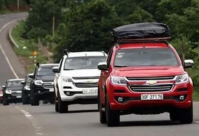 Những mẫu xe bán ít nhất thị trường ôtô Việt Nam tháng 4/2020 - 1