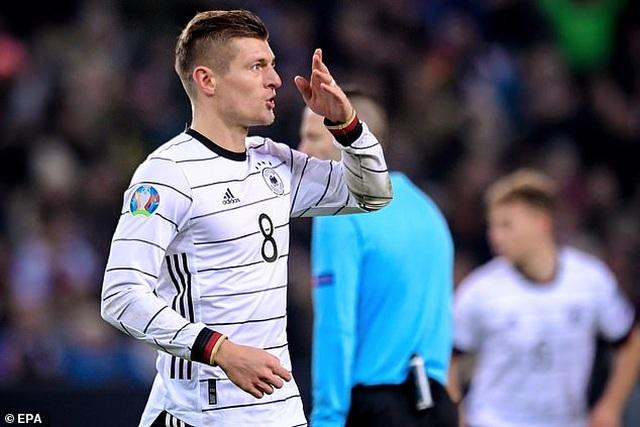 Đức và Hà Lan chính thức giành vé dự Euro 2020 - 1