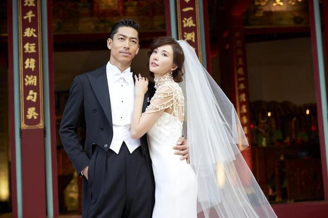 """Lâm Chí Linh diện váy cưới triệu đô, """"khóa môi"""" ông xã trong hôn lễ được chờ đợi - 4"""