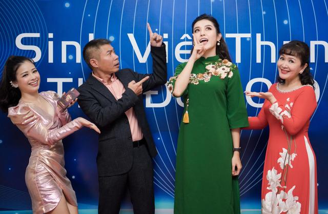 """NSND Công Lý khuyên Huyền My """"đanh đá hơn"""" để đóng vai… """"Cô Đẩu"""" - 4"""