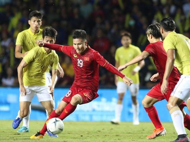 Báo Thái Lan dự đoán đội tuyển Việt Nam giành ngôi đầu bảng G - 1