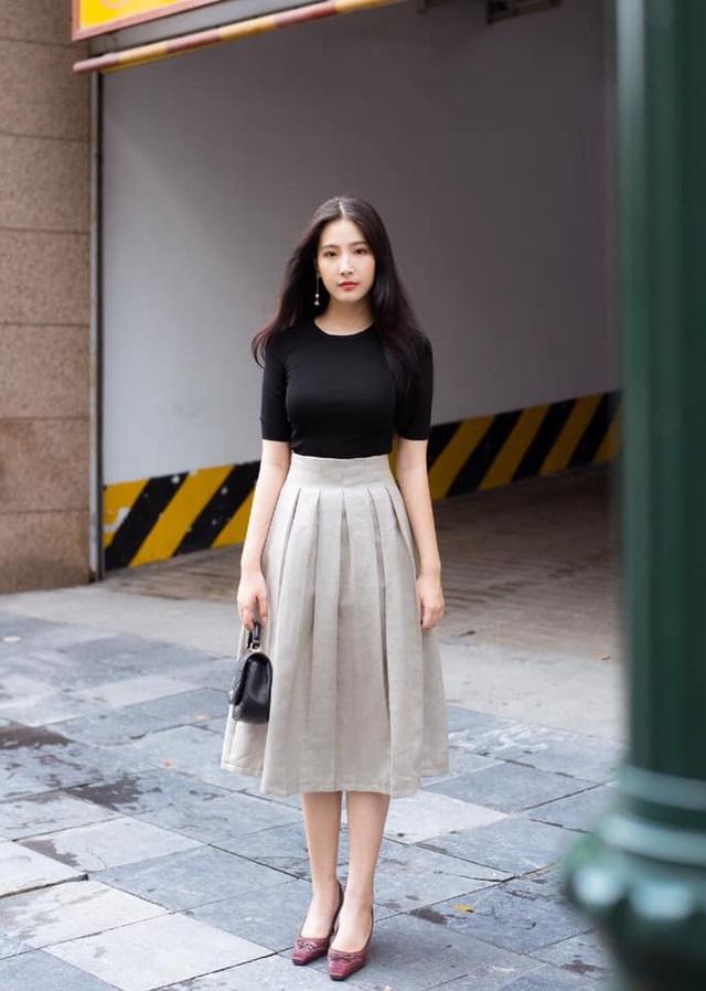 Thành tích nổi bật của Hoa khôi Nữ sinh viên thanh lịch Thủ đô 2019 - 5