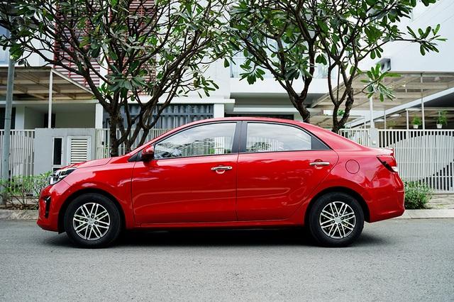 Kia Soluto: Xu hướng lựa chọn xe ô tô của gia đình trẻ - 2