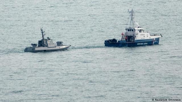 """Nga thả tàu chiến Ukraine: """"Cú hích"""" cho Hội nghị thượng đỉnh Normandy - 1"""
