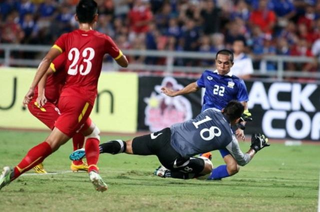 Thái Lan chưa từng thất bại trước Việt Nam trên sân Mỹ Đình - 2