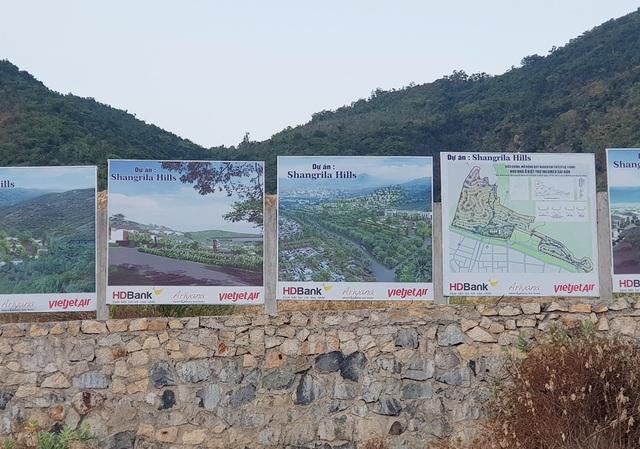 Cận cảnh dự án đua nhau rào chắn, bao vây xẻ thịt núi Cô Tiên ở Nha Trang - 1