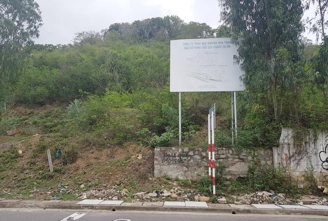 Cận cảnh dự án đua nhau rào chắn, bao vây xẻ thịt núi Cô Tiên ở Nha Trang - 5